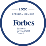 Forbes Business Council Member Logo